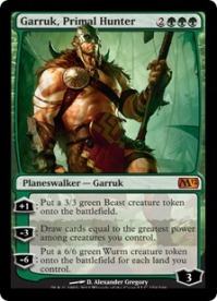 Garruk+Primal+Hunter+M12