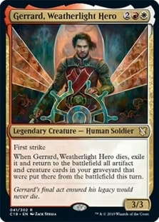 Gerrard+Weatherlight+Hero+C19