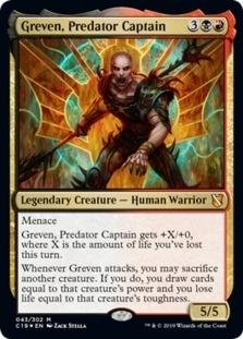 Greven+Predator+Captain+C19