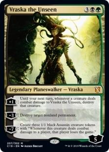 Vraska+the+Unseen+C19