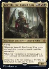 Korvold+Fae-Cursed+King+ELD