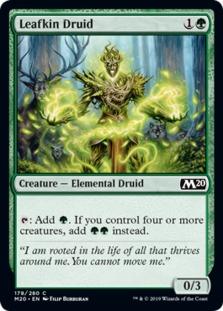Leafkin+Druid+M20