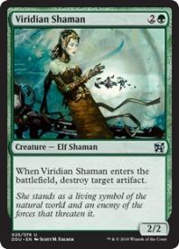 Viridian+Shaman+DDU