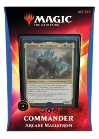 Commander+2020+Arcane+Maelstrom+SEALED