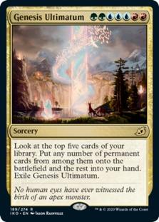 Genesis+Ultimatum+IKO