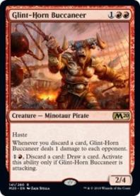 Glint-Horn+Buccaneer+M20