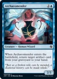 Archaeomender+JMP
