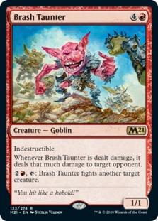 Brash+Taunter+M21