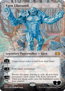 Karn+Liberated+P2XM