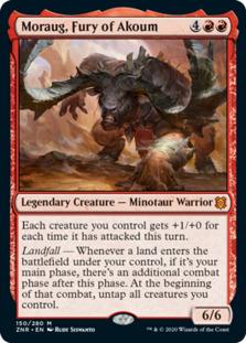 Moraug+Fury+of+Akoum+ZNR